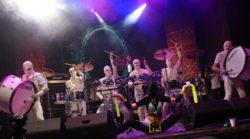 Шоу барабанов VG