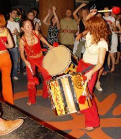 Шоу Барабанщиков Маракату